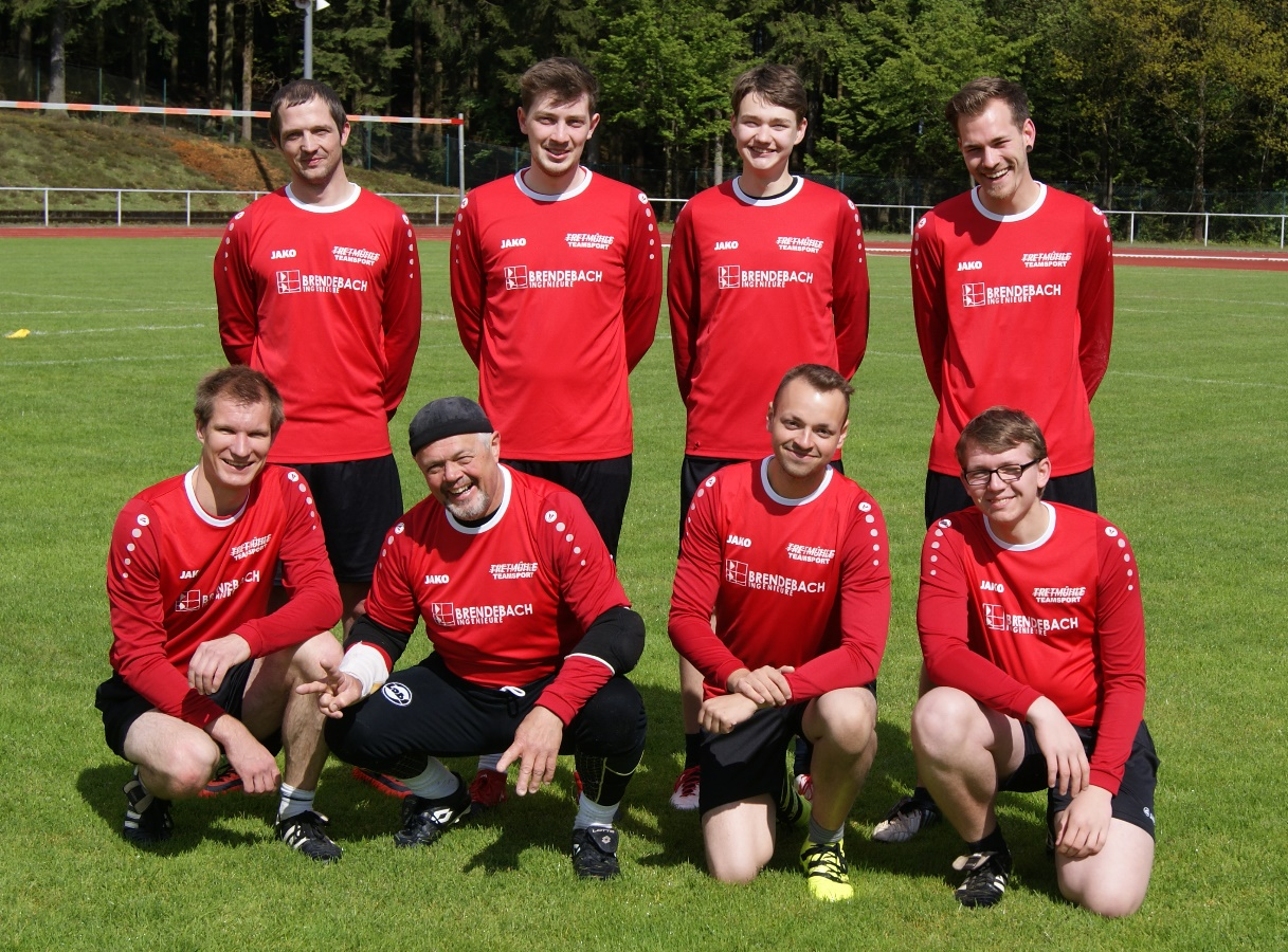 Mannschaftsfoto Männer Feld 2019