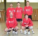 Stephan Streit, Sören Ebel, Tobias Stinner <br>vorne: Dirk Rötter, Robin Schuh