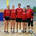 Isabell Damm, Paulina Pfeifer, Sören Ebel, Janika Pusch, Manfredo Treskow