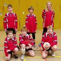 hinten: Lars Heuer, Paul Hellinghausen, Paul Schroeter,<br>vorne: Lukas Halbe, Nils Imhäuser, Yannick Kind